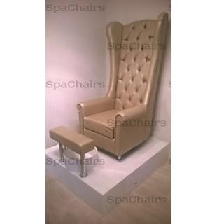 Педикюрное СПА кресло Трон высокий С